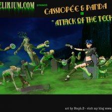 cassie_vs_steampunk_zombie_2