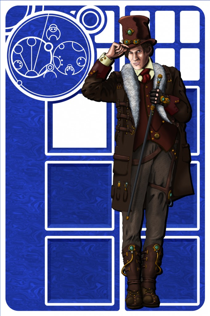 Doctor Who, mode steampunk